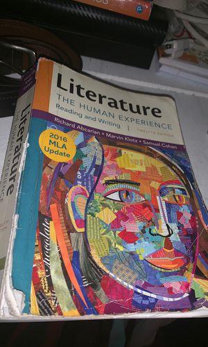Literature college book for Sale in Margate, FL