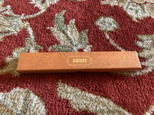 Zippo letter opener for Sale in Belmont, CA