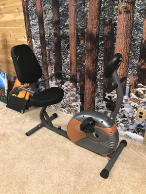 Marcy recumbent bike for Sale in Littleton, CO