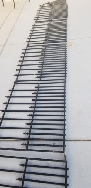 Metal patio fence for Sale in Las Vegas, NV