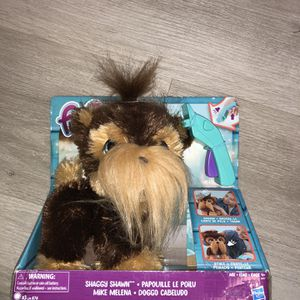 FurReal Friends Shaggy Shawn Yorkshire Terrier - Yorkie Pup Sounds - NEW IN BOX for Sale in Las Vegas, NV
