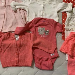 Newborn Girls Clothing Lot for Sale in Oklahoma City, OK