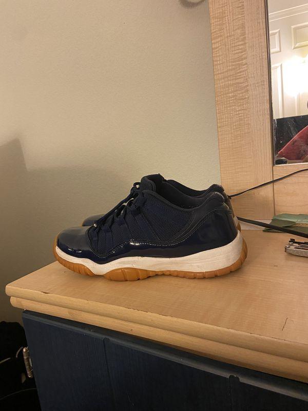 Gum bottom Jordan retro 11 S:7