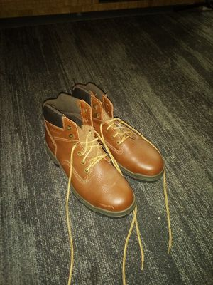 Work boots size 91/2 for Sale in Hemet, CA