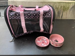 Cat Carrier bundle for Sale in Los Angeles, CA