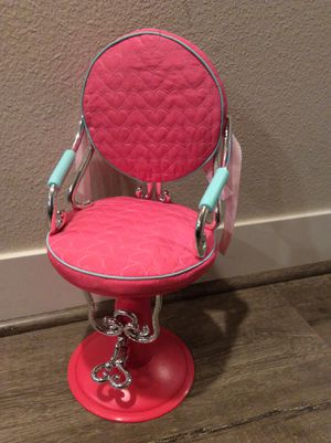 Our Generation Doll Salon Chair for Sale in Vancouver, WA