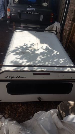 Toyota Camper shell... 63x75 inches approximately. for Sale in West Sacramento, CA
