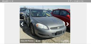 2007 chevy impala parts for Sale in Richmond, CA