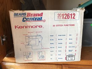 Kenmore sewing machine for Sale in Fountain, CO