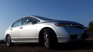 Honda civic 2009 silver second owner clean title no accidents immaculate for Sale in San Diego, CA