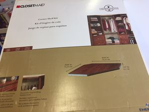 ClosetMaid Corner Shelf Kit for Sale in Miami, FL