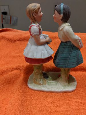 Norman Rockwell Figurines for Sale in Rancho Santa Margarita, CA