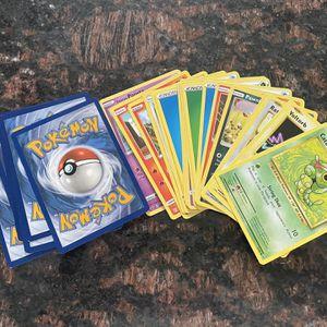 25 Pokémon Cards for Sale in Ashburn, VA