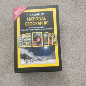 The Complete National Geographic Since 1988 for Sale in Seattle, WA