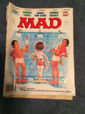 Mad Magazine for Sale in Durham, NC
