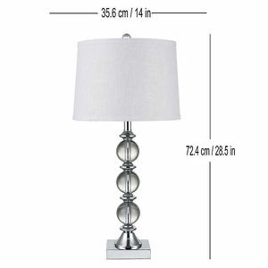 Crystal Table Lamp 2-pack BRAND NEW for Sale in Fort Lauderdale, FL