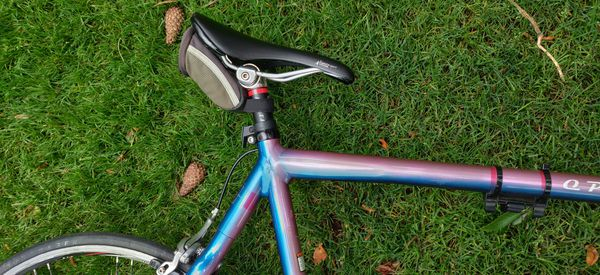 56cm 58cm Klein Q Pro Super Light Road Bike. Trek Carbon Fiber and aluminum Road Bike.