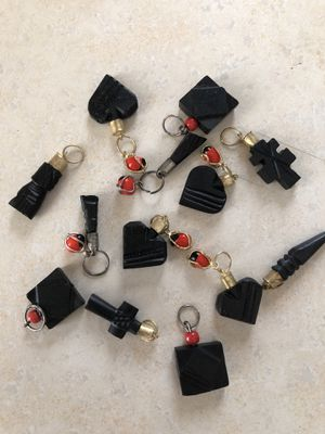 Real azabache charms for protection from evil for Sale in Haines City, FL
