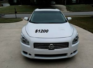 Fully Maintained$1200 I'm Selling Urgently 2013 Nissan Maxima for Sale in Jersey City, NJ