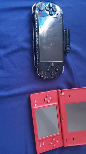 Nintendo 3ds and psp3 for Sale in Baltimore, MD