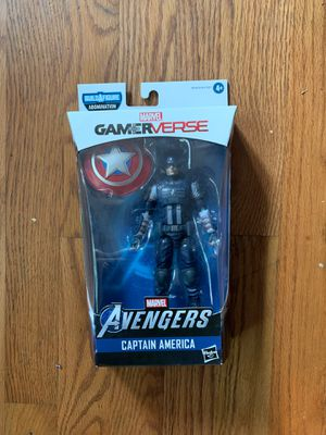 Marvel captain America brand new never opened 28.00$ no trades for Sale in Seattle, WA