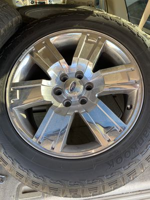 275/55R20 off Ford F-150 for Sale in Grover Beach, CA