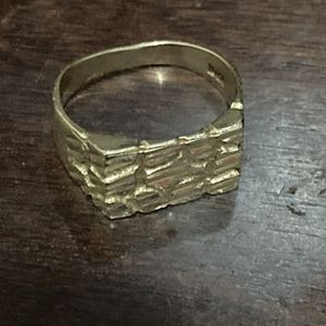 10k Nugget Ring for Sale in Fresno, CA