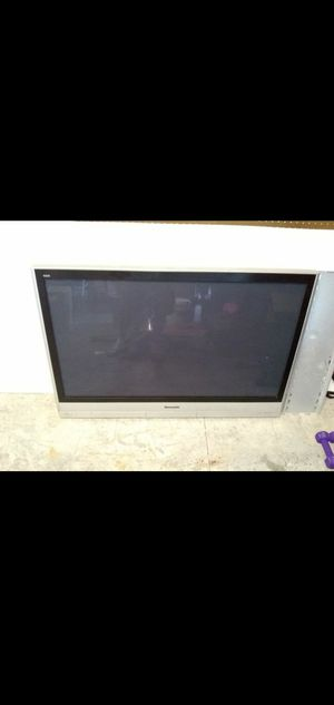 "50"" Panasonic TV - $65obo for Sale in Clermont, FL"