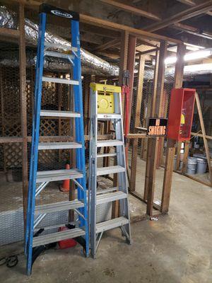 8 Foot and 6 Foot Ladders for Sale in Atlanta, GA