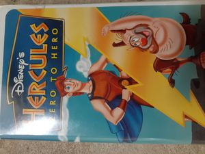Disney Vhs Hercules for Sale in Bristol, PA