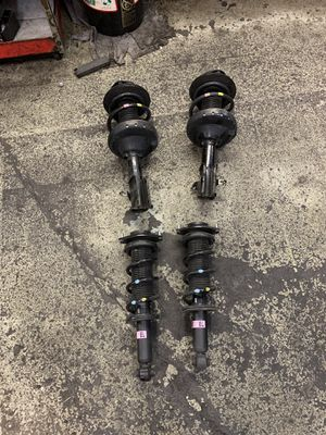 2019 OEM SUBARU WRX STRUTS FRONT AND REAR for Sale in Annandale, VA