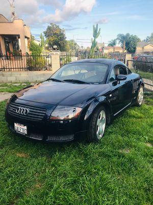2002 Audi TT Quattro for Sale in E RNCHO DMNGZ, CA