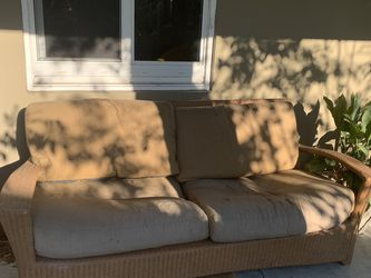 Rattan Outdoor Couch for Sale in Fort Lauderdale,  FL