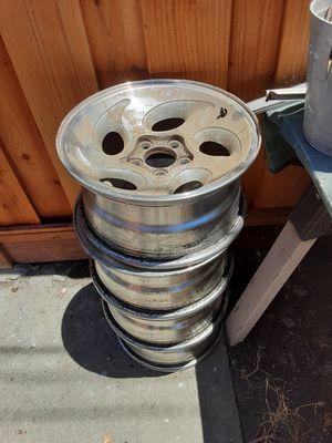 Ford Explorer aluminum rims for Sale in Santa Clara, CA