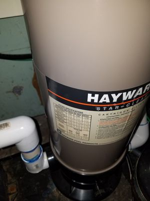 Hayward C500 Spa/Hot tub filter for Sale in Tacoma, WA
