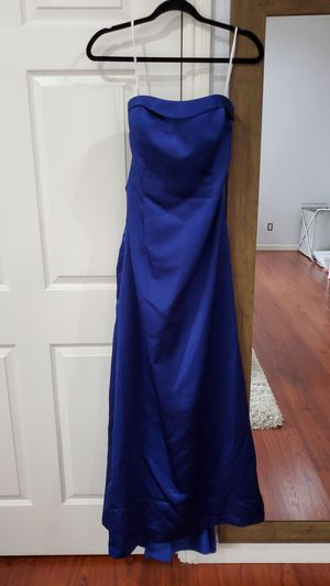 Royal blue formal/prom dress for Sale in Sacramento, CA