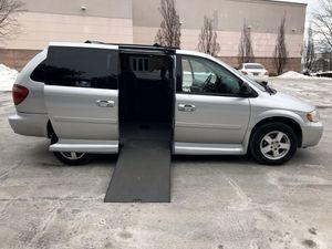 2006 Dodge Caravan Wheelchair Van (A4895) for Sale in Naples, ME