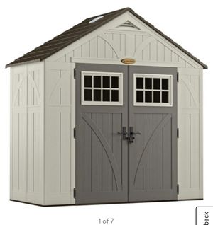 """Craftsman Storage Shed 8' 4 1/2"""" W x 4' 3/4"""" D x 8' 7"""" H for Sale in Knoxville, TN"""
