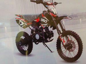 125 cc Dirt Bike for kids for Sale in Grand Prairie, TX