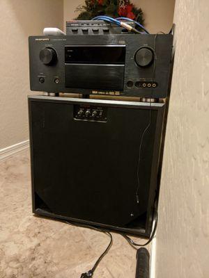 Marantz Surround Sound Receiver for Sale in Gilbert, AZ