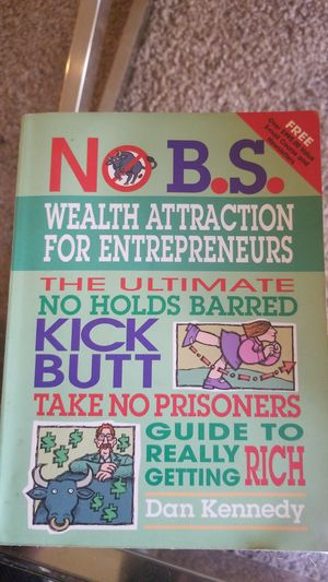 NO B.S Wealth Attraction For Entrepreneurs for Sale in Saint Paul, MN