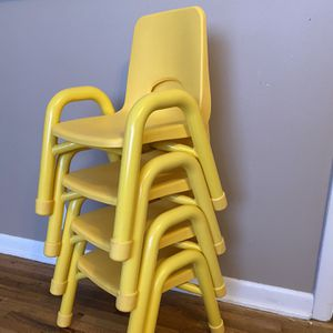 Children's Stackable Chairs for Sale in Hutchinson, KS