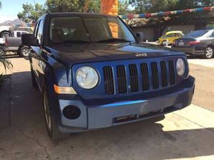 2009 jeep patriot 4 x 4 for Sale in San Diego, CA