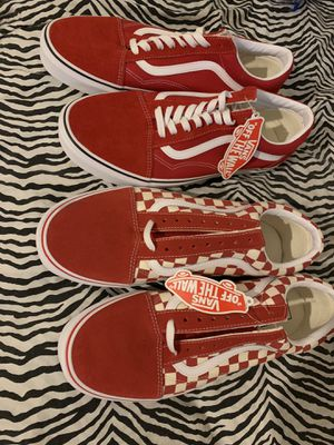 Old Skool Vans size 12 Never worn for Sale in Stockton, CA
