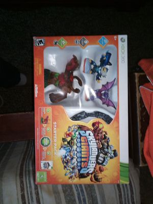Skylanders Giants starter pack for Sale in Chicago, IL
