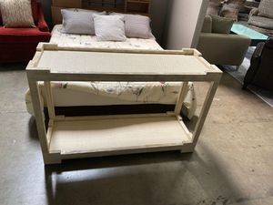 Cane console table for Sale in San Diego, CA
