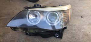 BMW 5 series left headlight for Sale in Fresno, CA