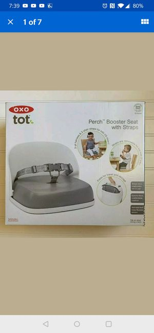 Nice and new Booster seat for toddler for Sale in Memphis, TN