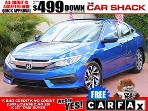 2016 Honda Civic Sedan for Sale in Hialeah, FL