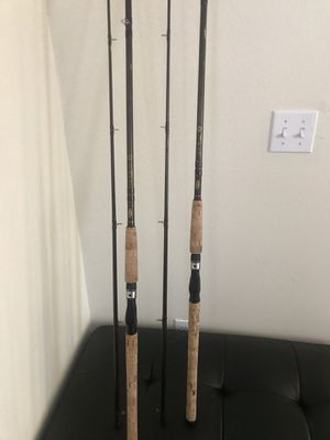 Fishing rods for Sale in Portland, OR